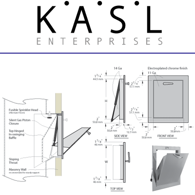 Kasl Enterprises Trash Chutes Laundry Chutes Amp Trash Compactors